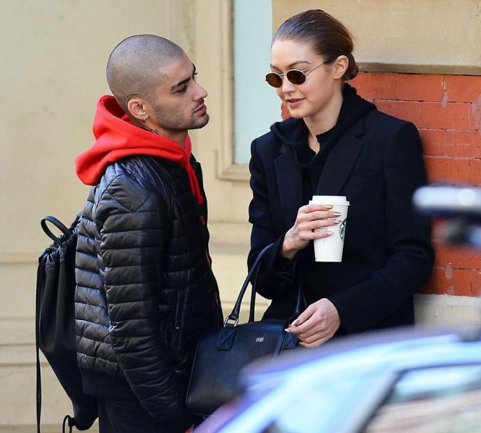 Gigi Hadid celebrates Zayn Malik on his birthday