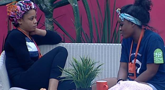 #BBNaija: This Is Why I Talk And Fight In My Sleep - Cee-C 2