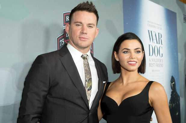 Channing Tatum And Jenna Dewan-Tatum Separate After 9-Years Together 1