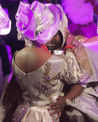 See First Photos And Video From Actor Gabriel Afolayan's Traditional Wedding 2