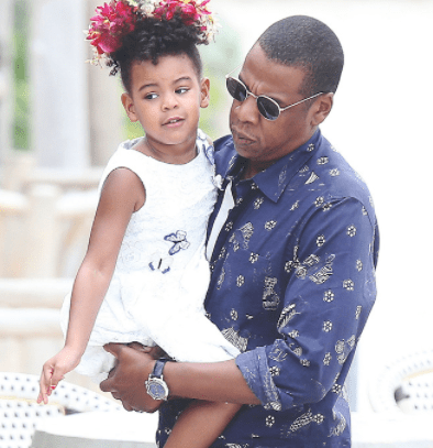 This Is The Most Beautiful Thing Blue Ivy Has Ever said To Jay Z (Video) 1