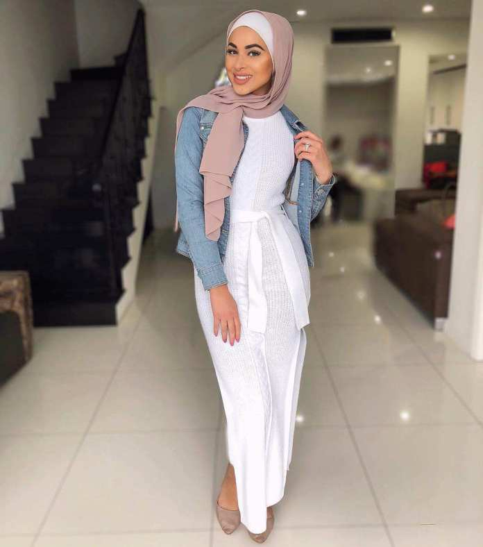 Muslimah Style: Laureen Keeps It Spicy With Her Cool Hijab Styles 5