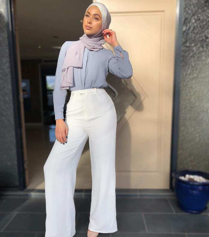 Muslimah Style: Laureen Keeps It Spicy With Her Cool Hijab Styles 1