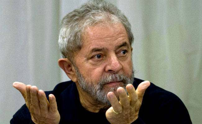 EX-Brazilian President Lula Jailed, Gets 24Hours To Surrender To Police 1