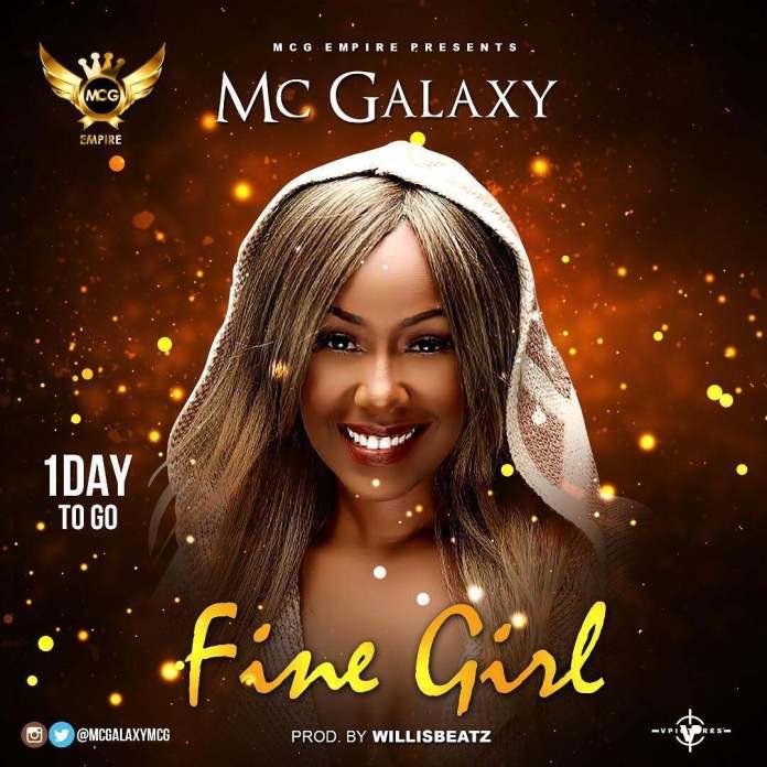 "New Music Alert! Listen To MC Galaxy's Single Titled ""Fine Girl"" 1"