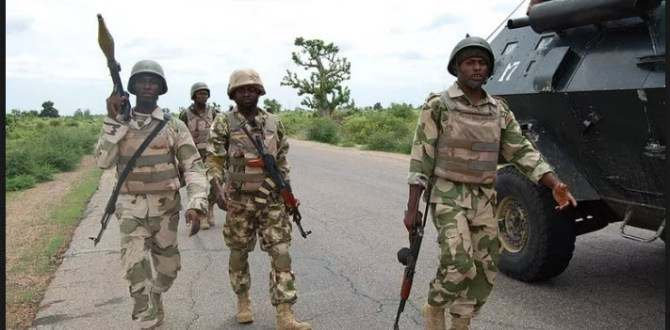 Army Responds To Orlu Tension, Says It Is In Pursuit Of Criminal Elements