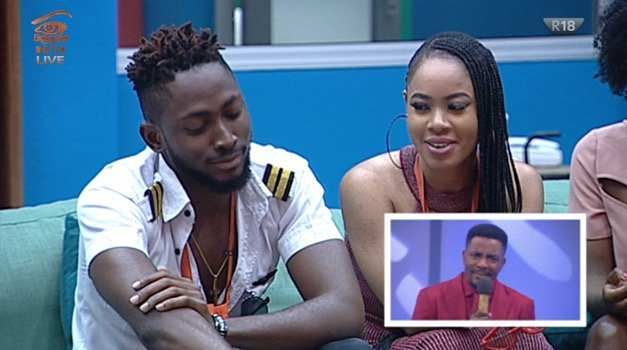 #BBNaija: Read What Miracle Just Said About His Relationship With Nina 1