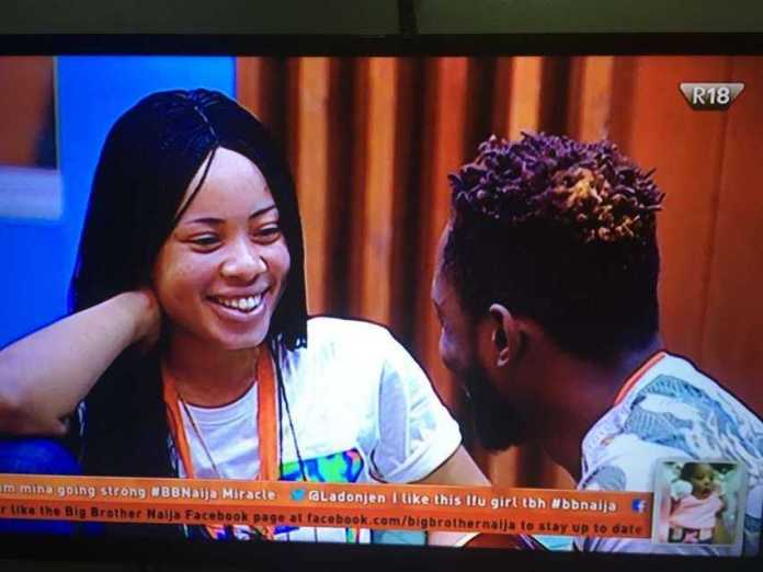 #BBNaij: I Can Not Date Miracle Even If I Am Single Outside The House - Nina 1