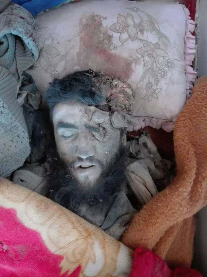 Leader Of ISIS Group, Qari Hekmat, Has Died 2
