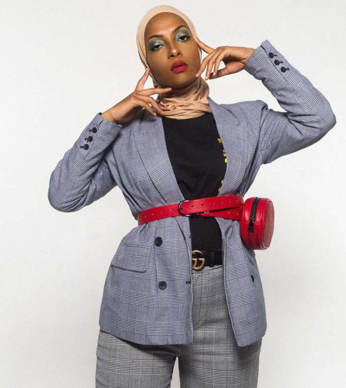 Muslimah Style: Reema Howell Is The Perfect Definition Of A Classy Hijabi 1