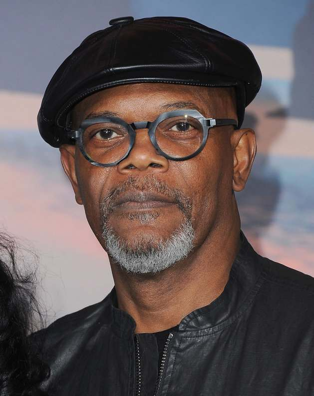 Samuel L Jackson Looks Fierce On The Cover Of Vogue Magazine's New Issue 2