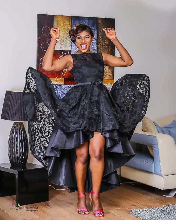 WCW: Sexy, Confident & Stylish! Meet Nollywood Actress, Ufuoma McDermott 1