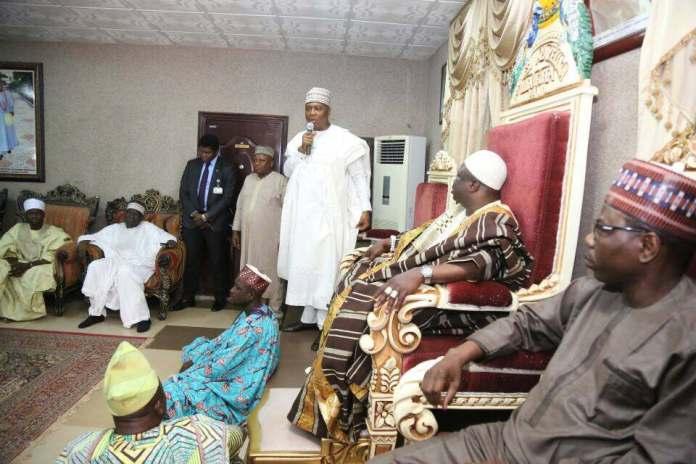 Senator Bukola Saraki Visits Kwara State Over Offa Robbery 2