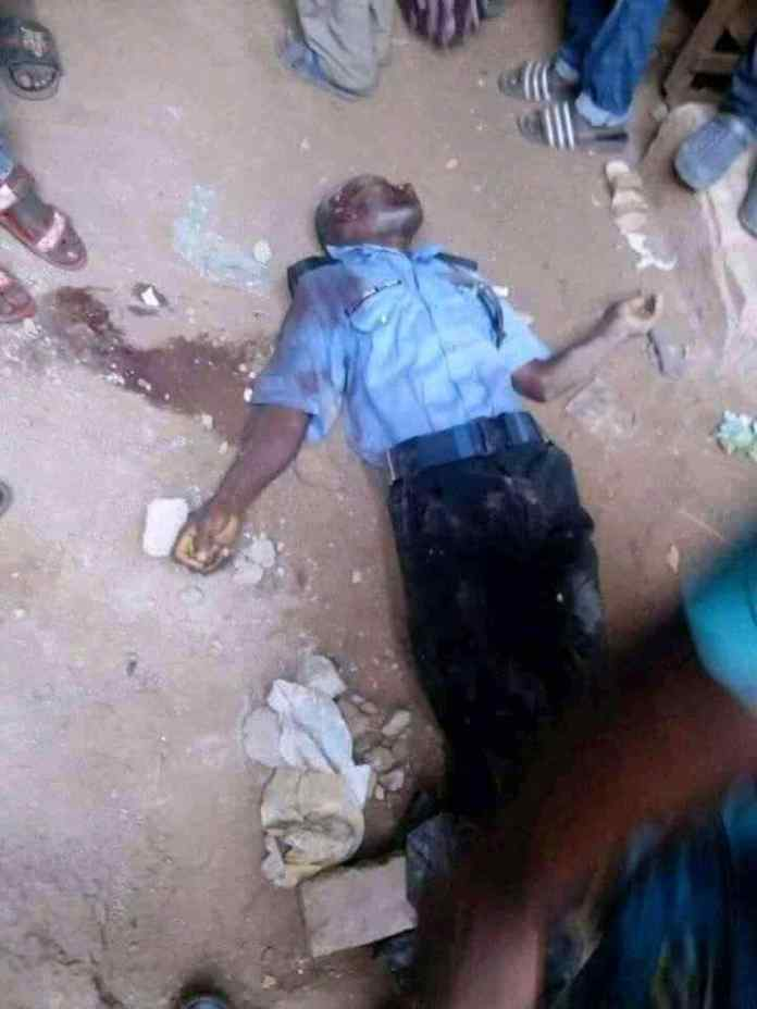 """""""We Are Not Hiding Ourselves""""...Policemen React To Their Colleagues Deaths In Offa Robbery 1"""