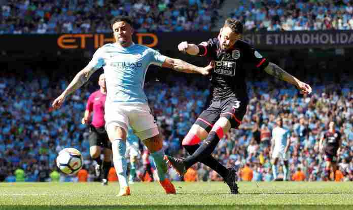 Manchester City Lift Trophy After Goalless Draw With Battling Huddersfield 1