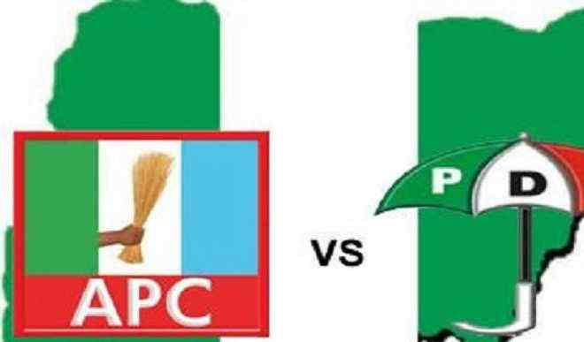 Thousands Of APC Party Members Defects to PDP In Kaduna State 3