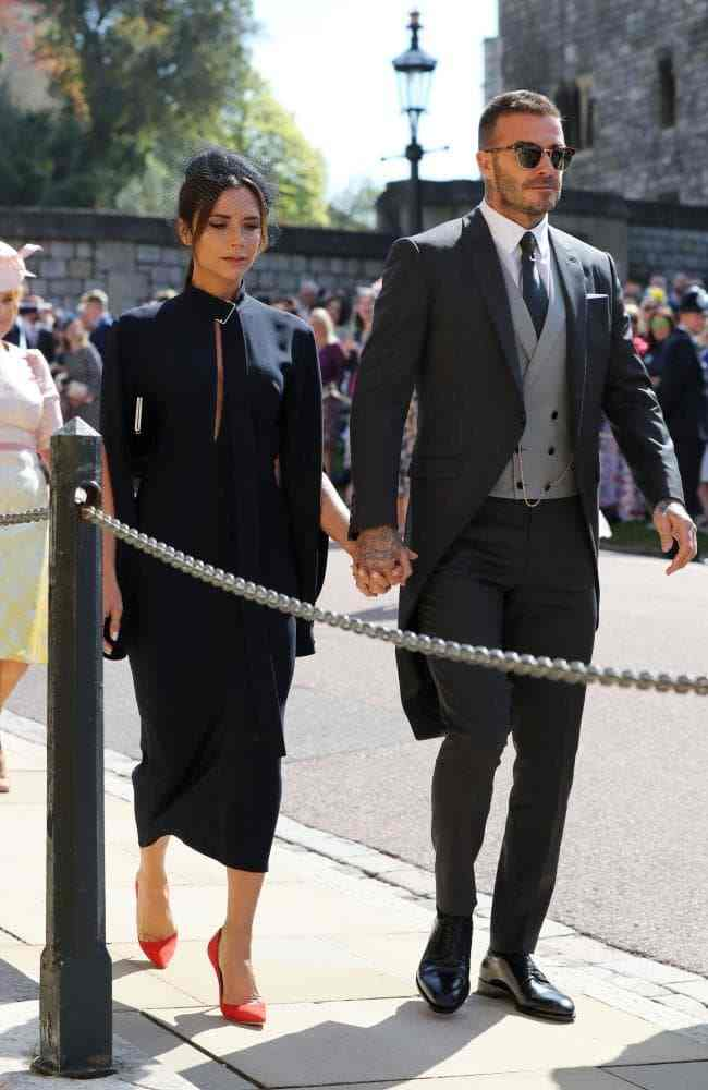 No Divorce! David And Victoria Beckham Shut Down Separation Rumours 2