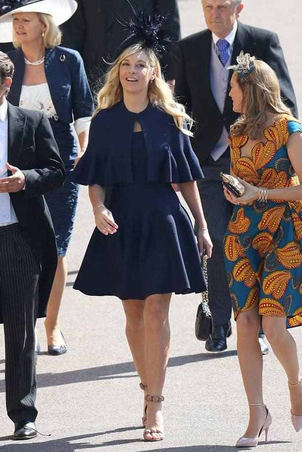Prince Harry Had Emotional 'Tearful Parting Phone Call With Ex-girlfriend Chelsy Davy' Before Royal Wedding To Meghan Markle 4