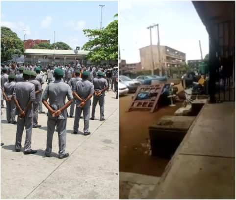 We Did Not Seize Any Container Full Of Dollars - Nigeria Customs 2