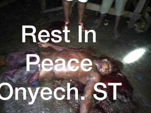 Heartbreaking! See Who Just Got Hacked To Death 3
