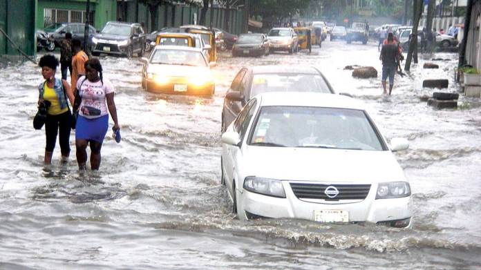 Flood Leaves Two People Dead In Abuja 1