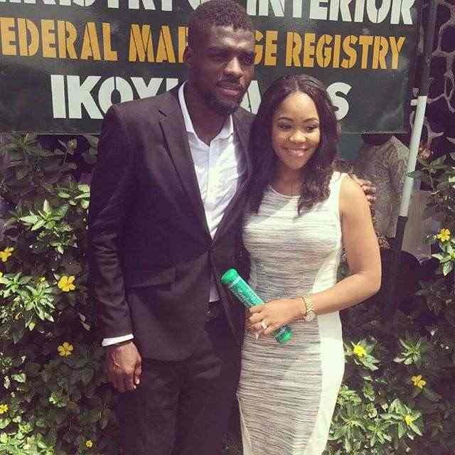 Trouble In Paradise: Super Eagles Star John Ogu's Marriage Reportedly In Crisis 1