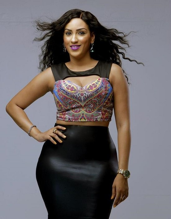 Celebrity Beauty Of The Day: Juliet Ibrahim Is Delectable With Pink Lips And Hair 3