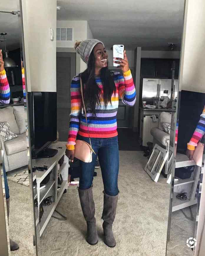 KOKOnista Of The Day: Tomi Obebe Glows Gorgeously When It Comes To Fashion And Style 2