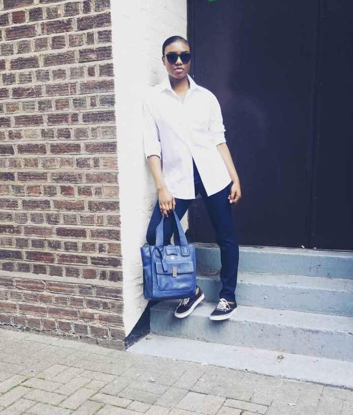 KOKOnista Of The Day: Oluwa Damisola Takes Tomboy Style To A Whole New Level 4