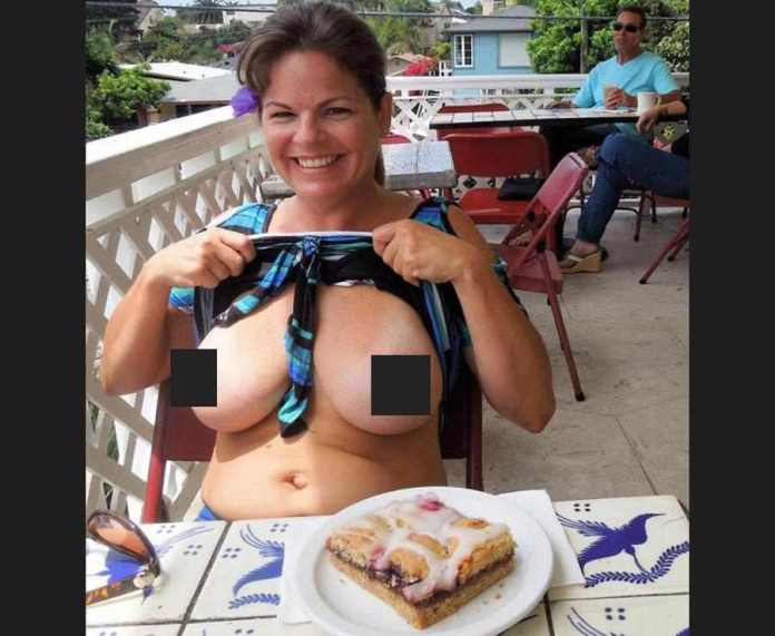 Naked Dining Is The Bizarre New Internet Trend...Will You Be Stripping Off To Have Your Meals Too? 1
