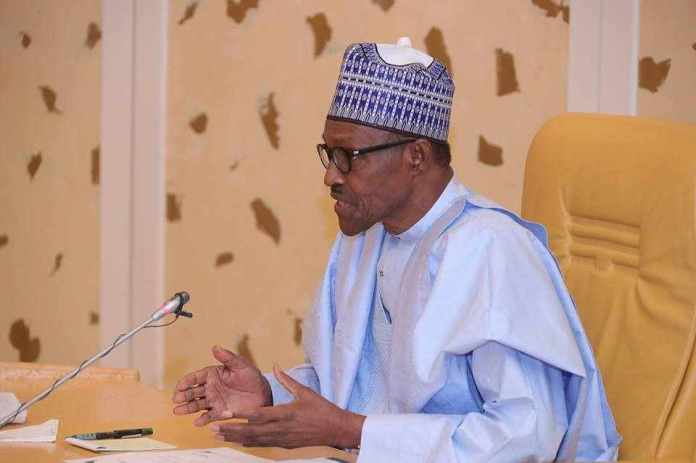 President Buhari Holds Closed-Door Meeting With Three Northern Governors 1