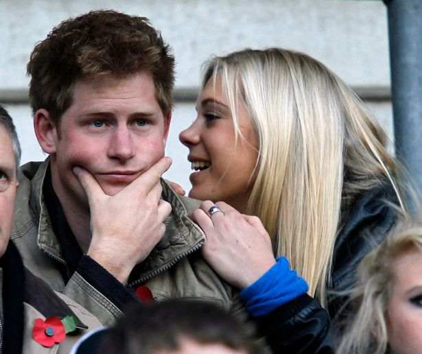 Prince Harry Had Emotional 'Tearful Parting Phone Call With Ex-girlfriend Chelsy Davy' Before Royal Wedding To Meghan Markle 2