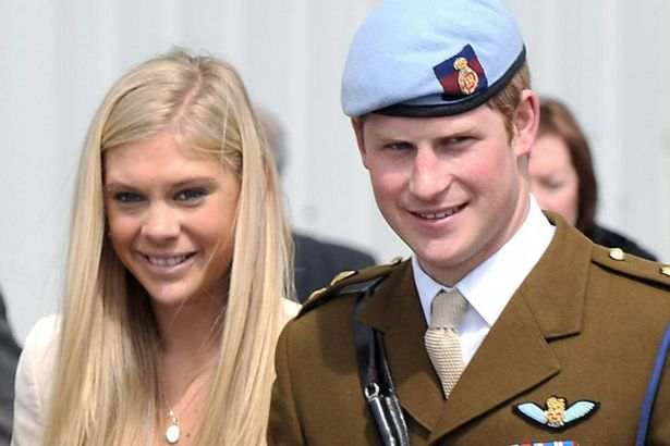 Prince Harry Had Emotional 'Tearful Parting Phone Call With Ex-girlfriend Chelsy Davy' Before Royal Wedding To Meghan Markle 8