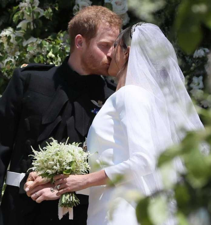 Royal Baby! Meghan Markle And Prince Harry Will Have Kids 'Soon' - Thomas Markle 5