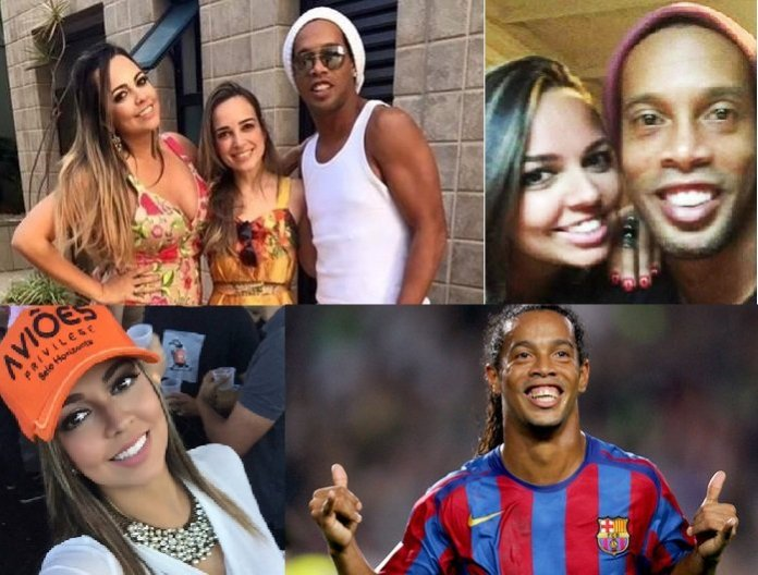 KOKO Poll: Which of Ronaldinho's Two 'Girlfriends' Would You Rather Marry? Priscilla Coelho Or Beatriz SouzaIf? Or Would You Be Like The Footballer And Keep Both? 1