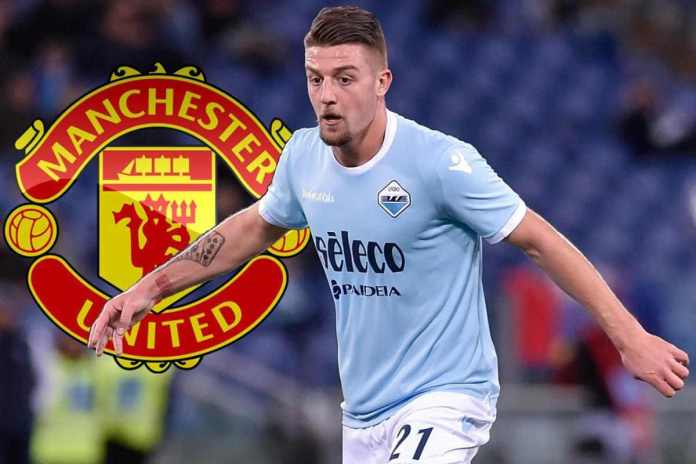 Manchester United Flies Sergej Milinkovic-Savic's Agent In To England Ahead of Planned Transfer 3
