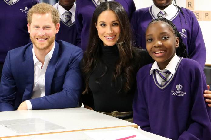 """""""I was speechless. I am so excited!""""- Teenage School Girl Gets Special Invite To Royal Wedding 4"""