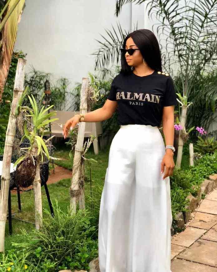 Who What Wear: Toke Makinwa Commands Attention In Balmain 2