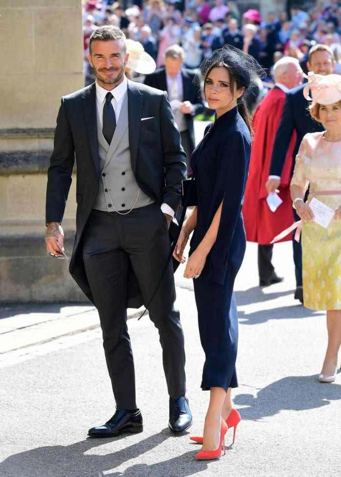 No Divorce! David And Victoria Beckham Shut Down Separation Rumours 4