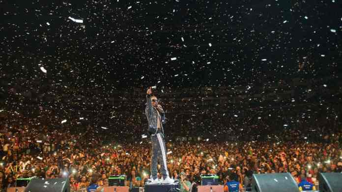 The King Has Spoken! Wizkid Tells Fans To Come Out And Vote 2