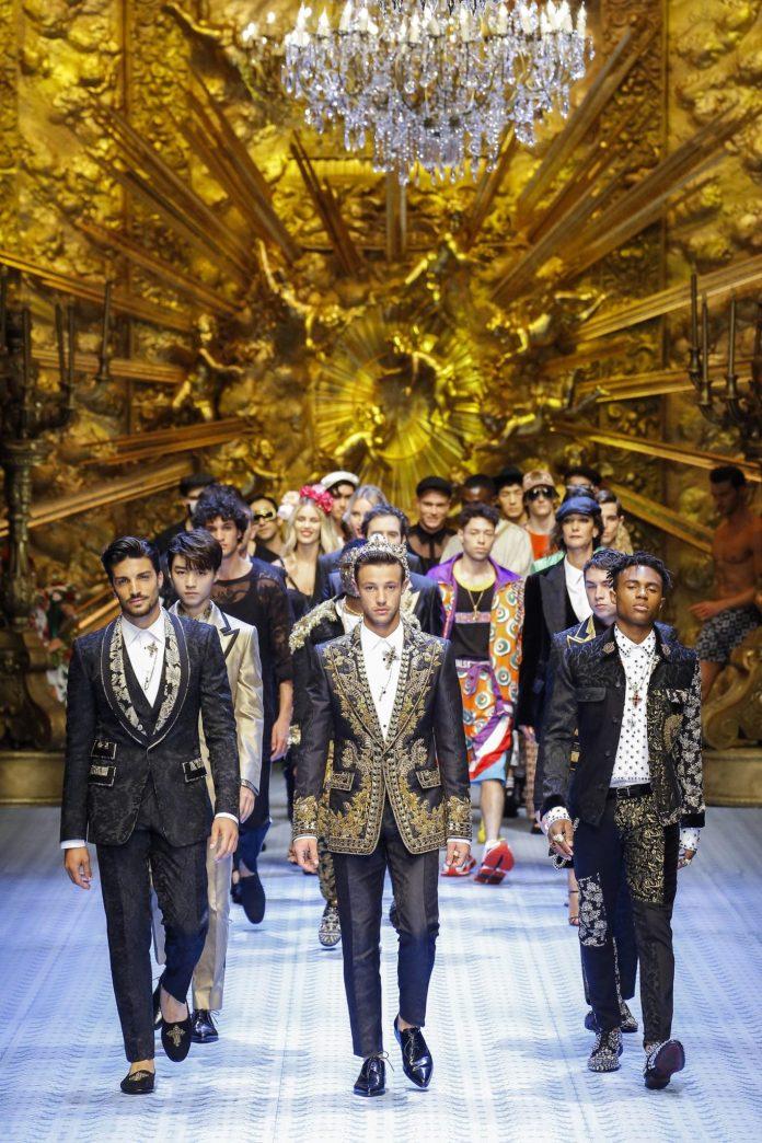 Oh Oh! Dolce & Gabbana Halts Shanghai Show 1