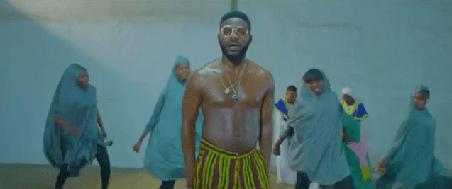 """MURIC Gives Falz 7-Day Ultimatum To Withdraw """"This Is Nigeria"""" Video 4"""