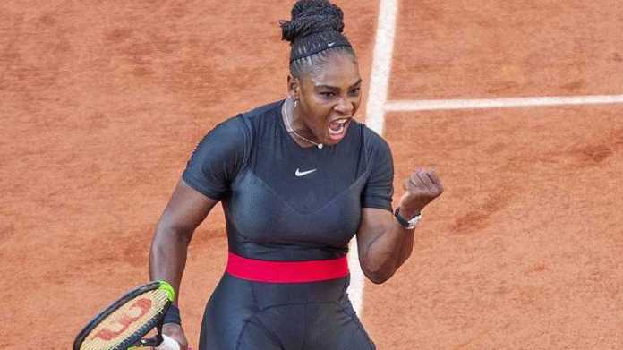 Serena Post New Year Message To Inspire Working Mothers 3