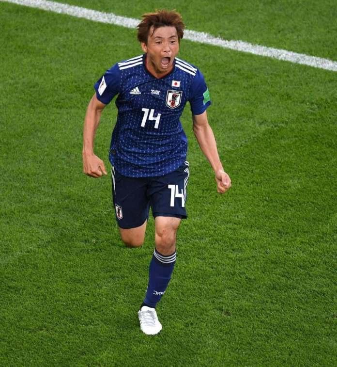 Japan 2 Senegal 2: Lions of Teranga Held By Keisuke Honda's Late Strike 7