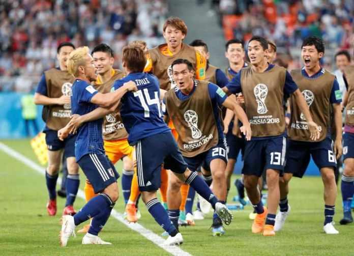 Japan 2 Senegal 2: Lions of Teranga Held By Keisuke Honda's Late Strike 4
