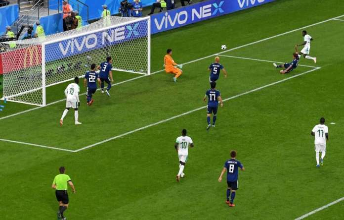 Japan 2 Senegal 2: Lions of Teranga Held By Keisuke Honda's Late Strike 3