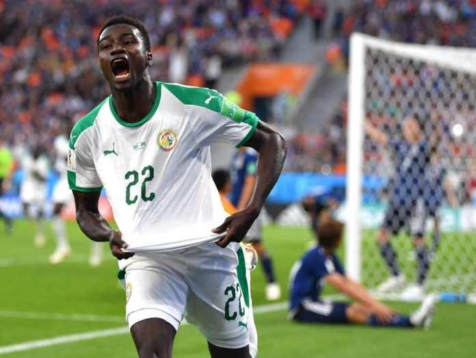 Japan 2 Senegal 2: Lions of Teranga Held By Keisuke Honda's Late Strike 2