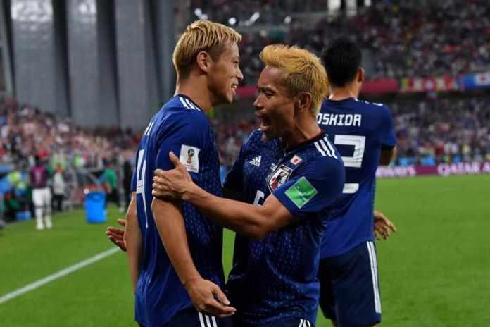 Japan 2 Senegal 2: Lions of Teranga Held By Keisuke Honda's Late Strike 1