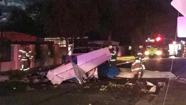Sad! Plane Crash In Australia Kills Pilot Instantly 1
