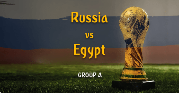 Russia Vs Egypt: Team News, Lineup, Start Time And Many More 1